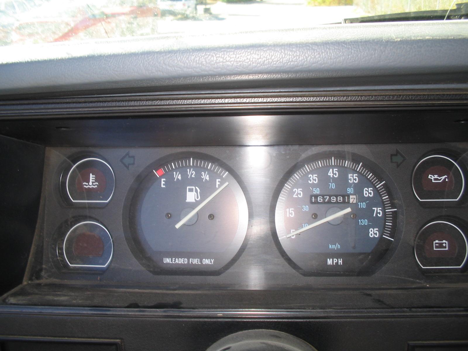 gauge cluster swap xj ranger original gauge cluster